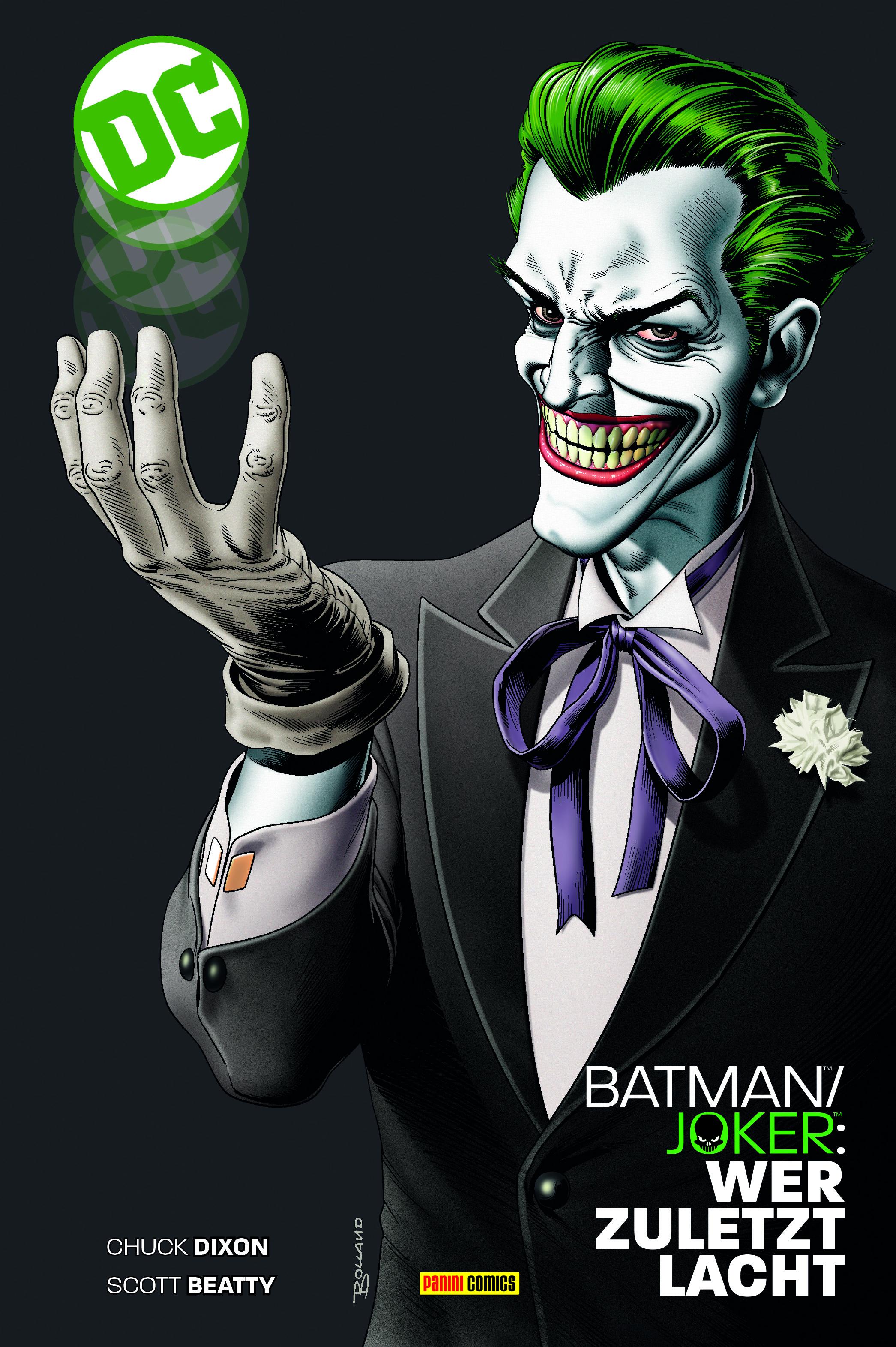 Batman/Joker: Wer zuletzt lacht...