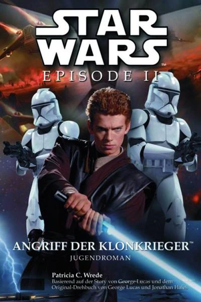 Star Wars Episode II: Angriff der Klonkrieger - Jugendroman zum Film