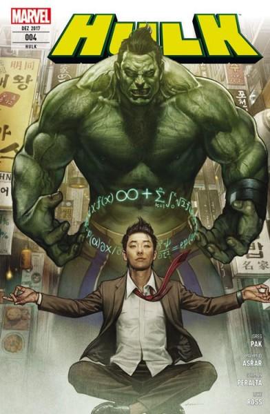 Hulk 4: Punktlandung