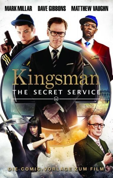 Kingsman 1: Secret Service