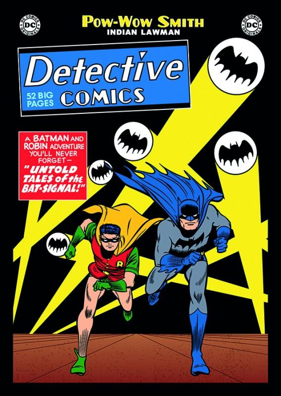 80 Jahre Batman Jubiläumskollektion: Detective Comics Sticker