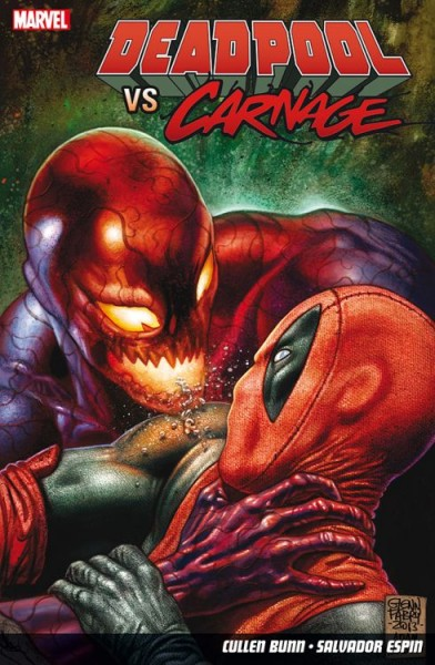 Deadpool vs. Carnage (Englisch)