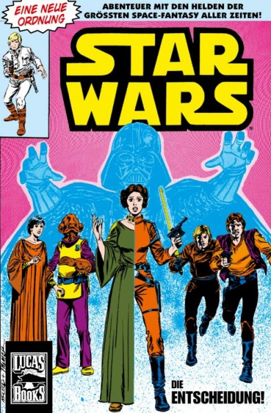 Star Wars Classics 13: Eine neue Ordnung II - Die Entscheidung