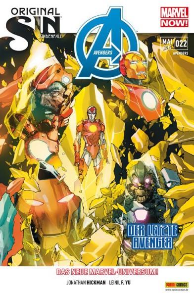 Avengers 22 (2013)