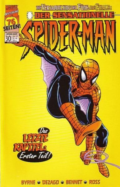 Der sensationelle Spider-Man 30
