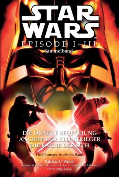 Star Wars - Episode I-III Sammelband