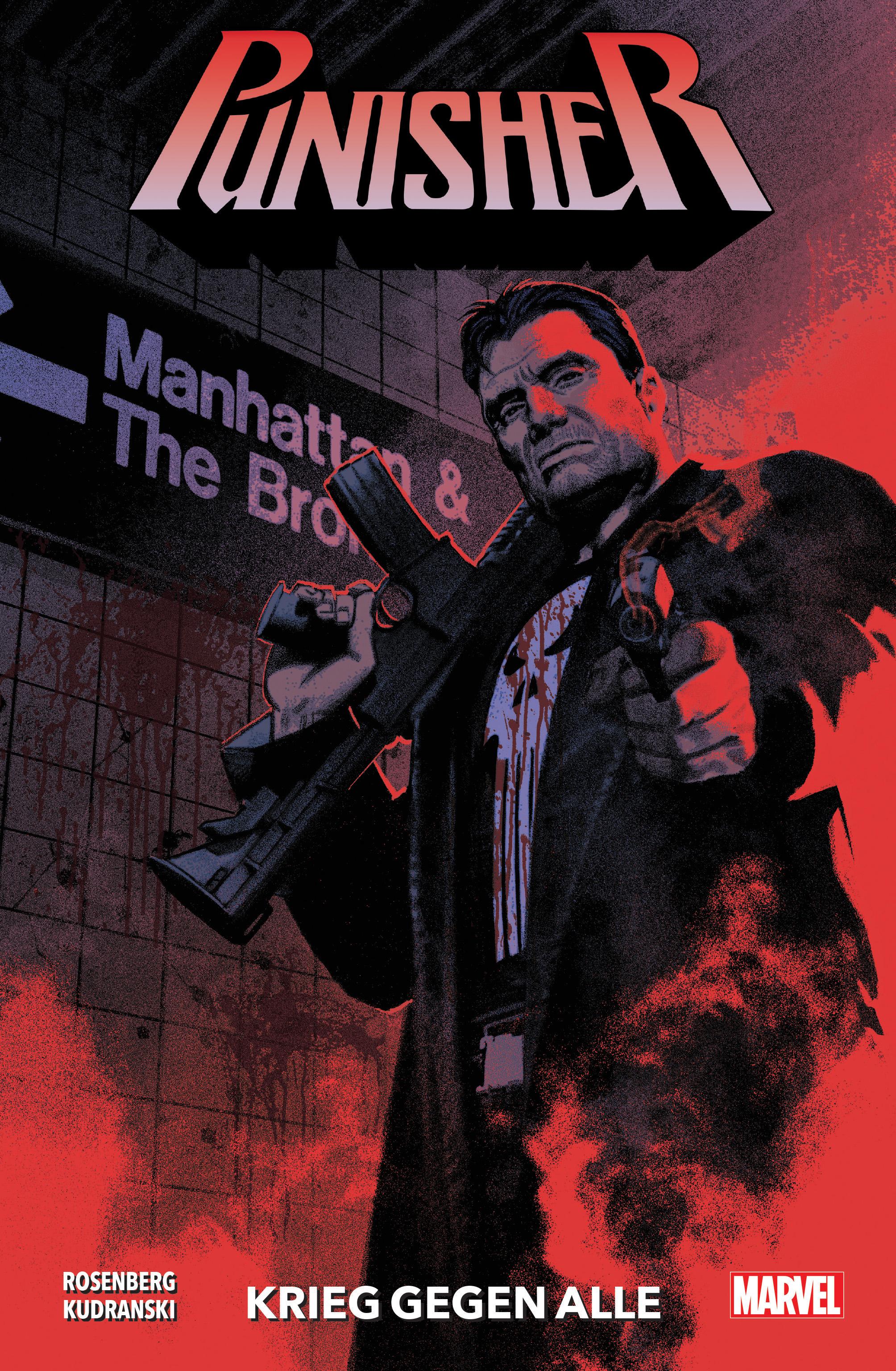 Punisher Bd. 1 - Krieg gegen alle