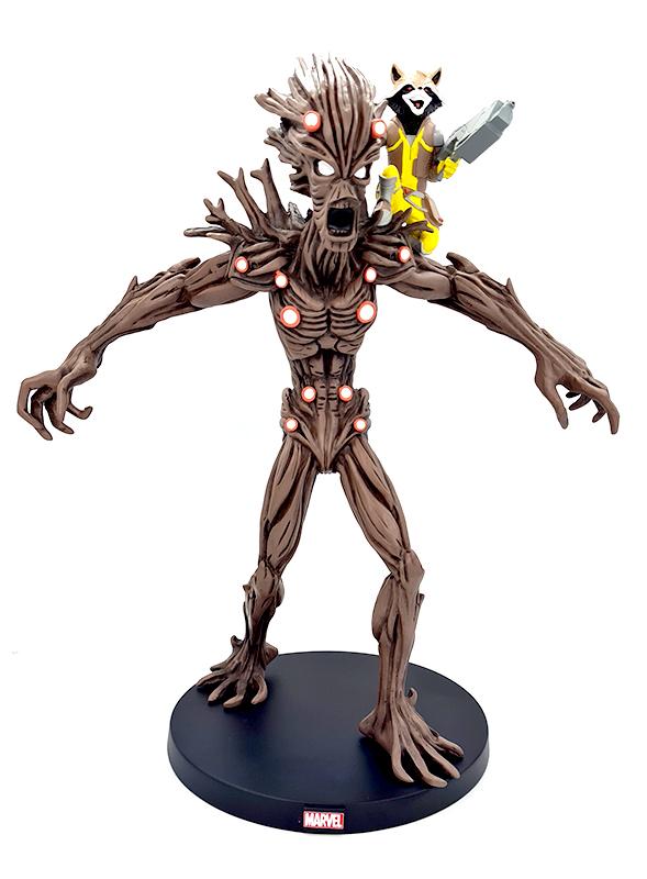 Marvel Universum Figuren-Kollektion Giant-Sized-Special: Groot & Rocket