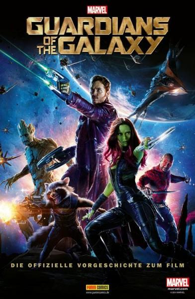 Marvel Movies: Guardians of the Galaxy - Die offizielle Vorgeschichte zum Film