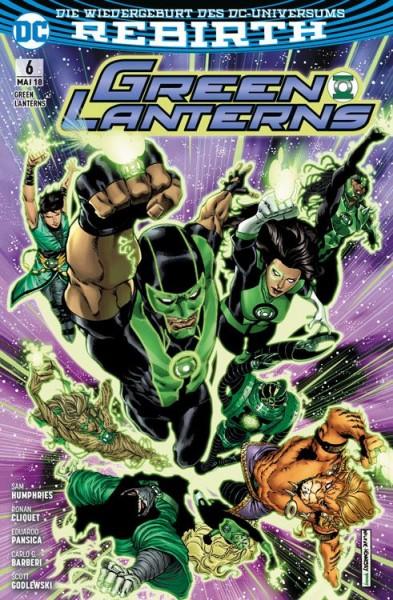 Green Lanterns 6: Am Anfang der Zeit