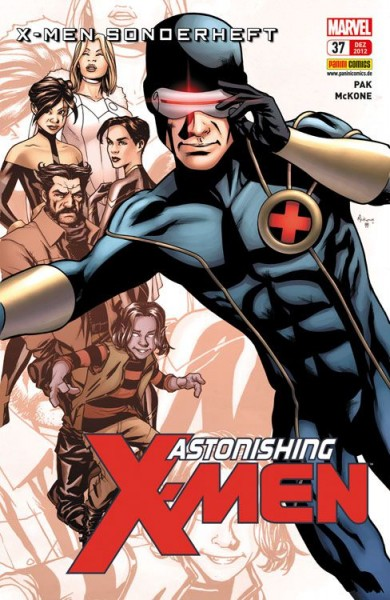 X-Men Sonderheft 37: Astonishing X-Men