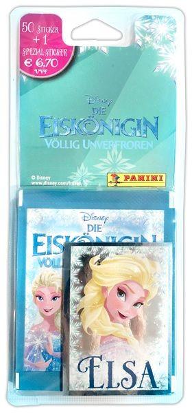 Disney: Die Eiskönigin - Mein Sticker-Tagebuch - Blister