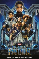 Marvel Movie Collection 9: Black Panther Cover