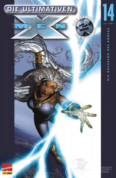 Die Ultimativen X-Men 14