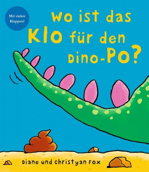 Wo ist das Klo für den Dino-Po?