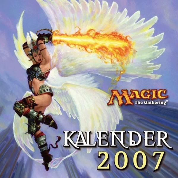 Magic: The Gathering - Wandkalender (2007)