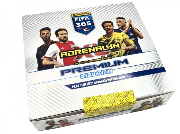 Panini FIFA 365 Adrenalyn XL 2021 Kollektion - Premium Box