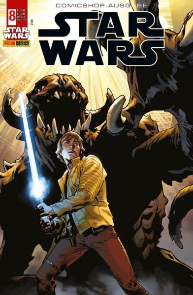 Star Wars 8 - Comicshop-Ausgabe