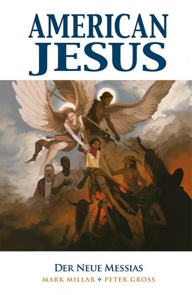 American Jesus 2 Der neue Messias Cover