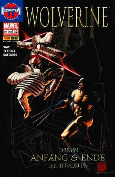 Wolverine 32