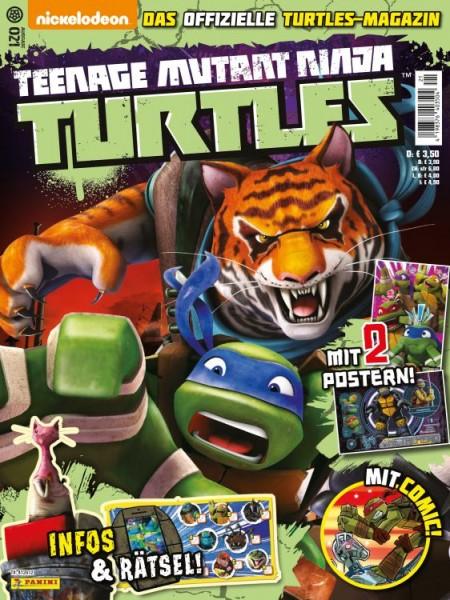 Teenage Mutant Ninja Turtles - Magazin 21