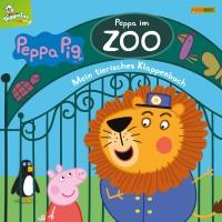 Peppa Pig: Peppa im Zoo - Mein tierisches Klappenbuch