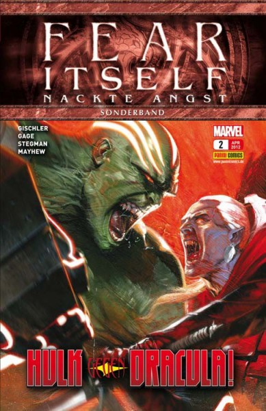 Fear Itself Sonderband 2