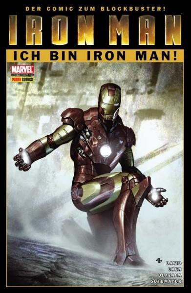 Ich bin Iron Man