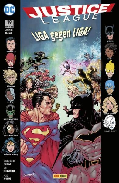 Justice League 19 (2017)