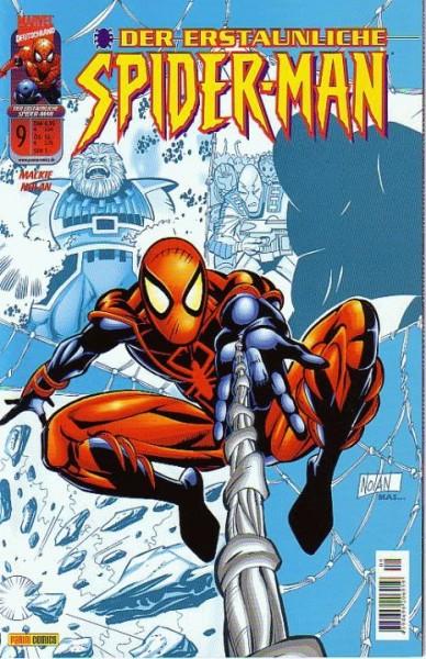 Der erstaunliche Spider-Man 9