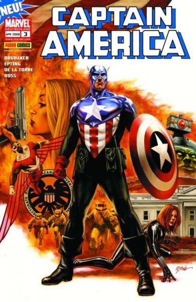 Captain America 3 (2008)