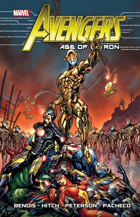 Avengers: Age of Ultron Hardcover