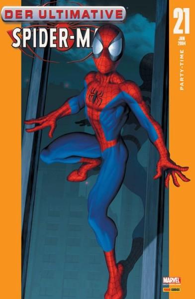 Der ultimative Spider-Man 21