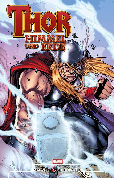 Marvel Exklusiv 107 - Thor - Himmel...