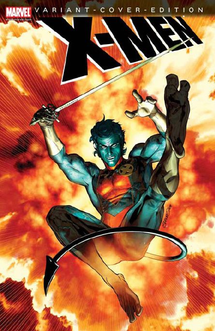 X-Men 118 Variant