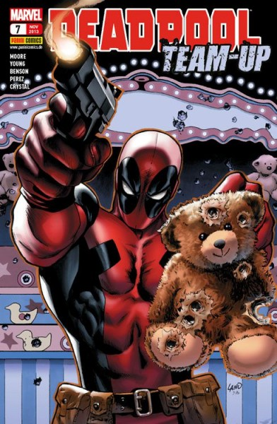 Deadpool Sonderband 7