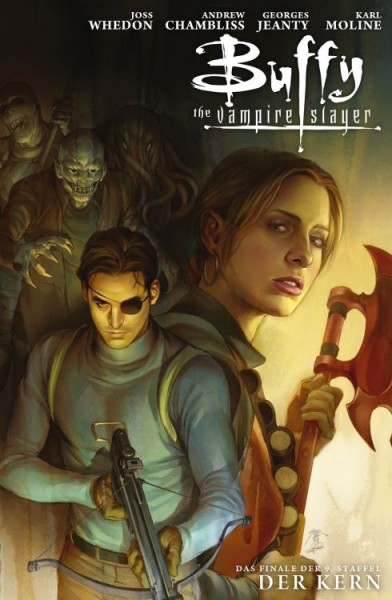 Buffy the Vampire Slayer - 9. Staffel 5