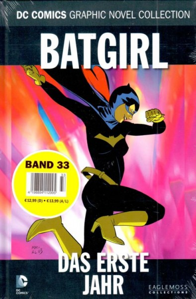 Eaglemoss DC-Collection 33: Batgirl - Das erste Jahr