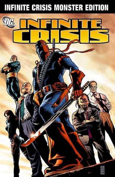 Infinite Crisis Monster 2