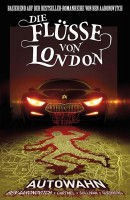 Die Flüsse von London 1 - Autowahn Cover