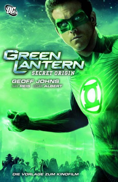 Green Lantern: Secret Origin Variant