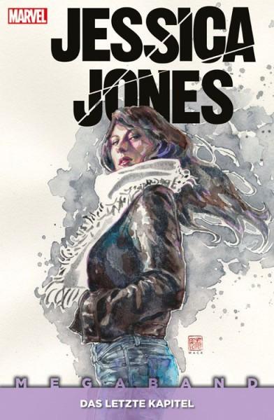 Jessica Jones Megaband - Das letzte Kapitel
