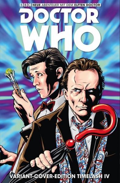 Doctor Who: Der elfte Doctor 6: Die düstere Wahrheit Variant