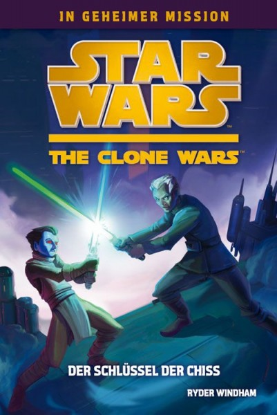 Star Wars: The Clone Wars - In geheimer Mission 4: der Schlüssel der Chiss