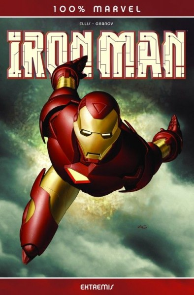 100% Marvel 34 - Iron Man - Extremis
