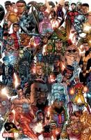 X-Men 2 Panorama Variant Cover