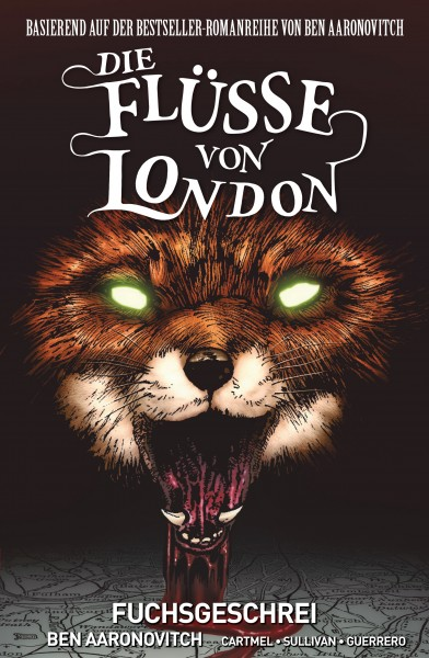 Die Flüsse von London 5: Fuchsgeschrei Cover