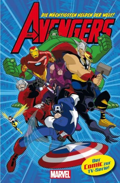 Avengers - TV-Comic 1