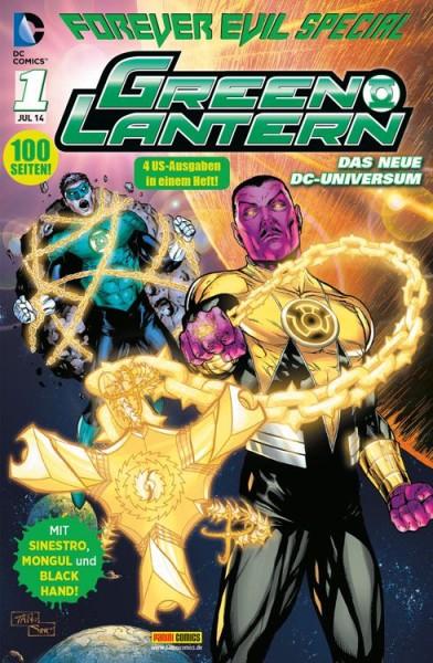 Green Lantern: Forever Evil Special 1