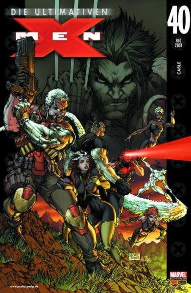 Die Ultimativen X-Men 40